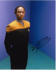"Tim Russ ""Tuvok"" (Star Trek Voyager) #8"