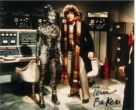 Tom Baker (Doctor Who) - Genuine Signed Autograph 6964