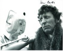 Tom Baker  Signed 10 x 8 Photograph#11