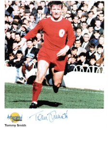 Tommy Smith England & Liverpool
