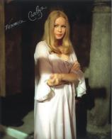 Veronica Carlson (Hammer Horror) - Genuine Signed Autograph 6902