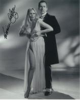 Veronica Carlson (Hammer Horror) - Genuine Signed Autograph 8048
