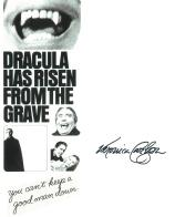 Veronica Carlson (Hammer Horror) - Genuine Signed Autograph 8055