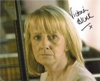 Victoria Alcock (Doctor Who) - Genuine Signed Autograph 7628