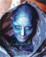 Virginia Hey (James Bond) - Genuine Signed Autograph 7188
