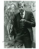 William B Davis (X-Files) - Genuine Signed Autograph 7414