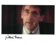William Thomas (Doctor Who) - Genuine Signed Autograph 7434