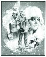 Anneke Wills DOCTOR WHO 'Polly'  - Genuine Signed Autograph 10 x 8 COA 7262