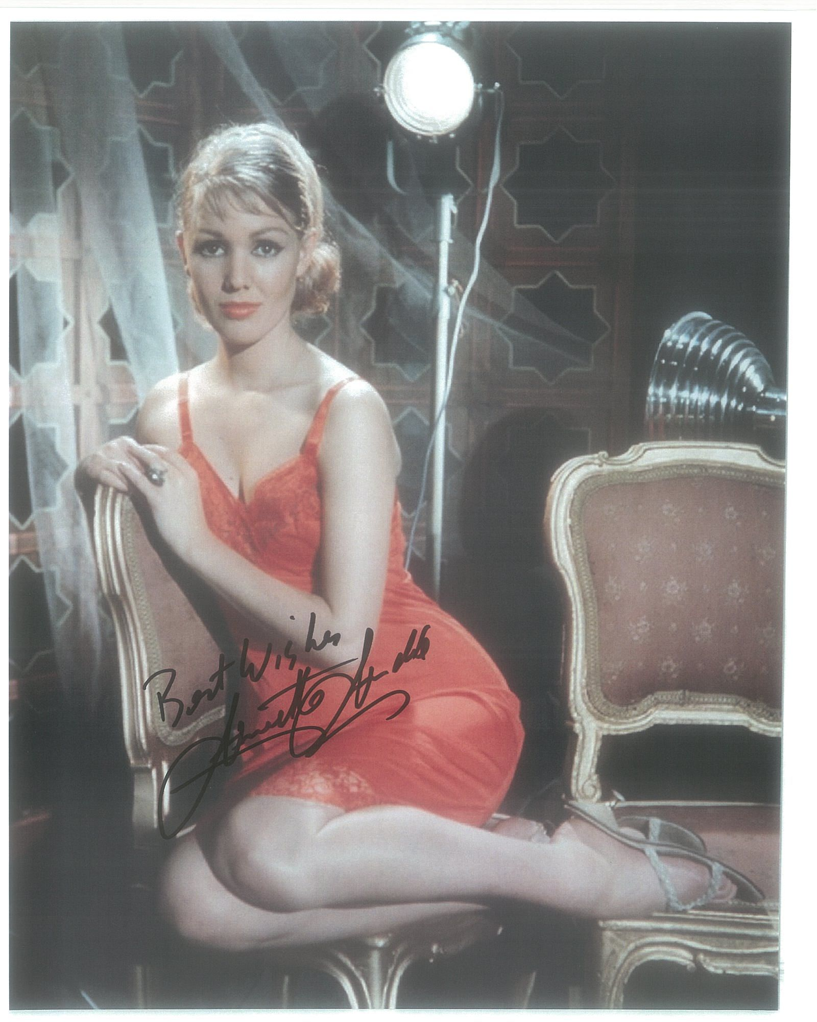 Annette Andre Annette Andre new picture