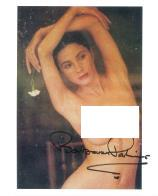 Barbara Parkins - Genuine Signed Autograph 7720