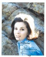 Barbara Parkins - Genuine Signed Autograph 8146