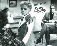 Barbara Shelley HAMMER HORROR Genuine Signed Autograph  10 x 8  COA 5959