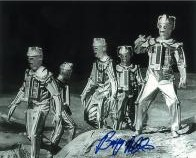 Barry Noble (Cyberman, Dr Who) - Genuine Signed Autograph #9