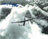 Benny Goodman (WW2 Pilot) - Genuine Signed Autograph 7760