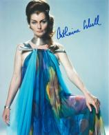 Catherine Schell - Genuine Signed Autograph 7910
