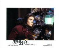 Chloe Annett (Red Dwarf) - Genuine Signed Autograph (2)