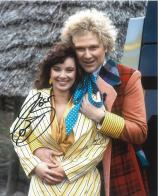 Colin Baker (Doctor Who) - Genuine Signed Autograph 7017