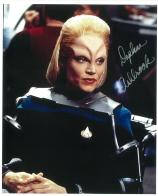 Daphne Ashbrook (Very Rare) - Genuine Signed Autograph 7422