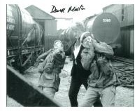 Derek Martin (Doctor Who Eastenders) - Genuine Signed Autograph 7193