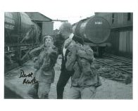 Derek Martin (Doctor Who Eastenders) - Genuine Signed Autograph 7955
