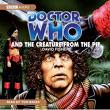 Doctor Who & the Creature from the Pit (CD COVER ONLY) signed by Dick Mills 1311