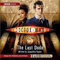 Doctor Who The Last Dodo (CD COVER ONLY) signed by Jacqueline Rayner 1329