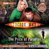 Doctor Who - The Price of Paradise signed by Colin Brake
