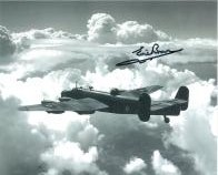 Eric Brown (WW2 Pilot) - Genuine Signed Autograph (9)