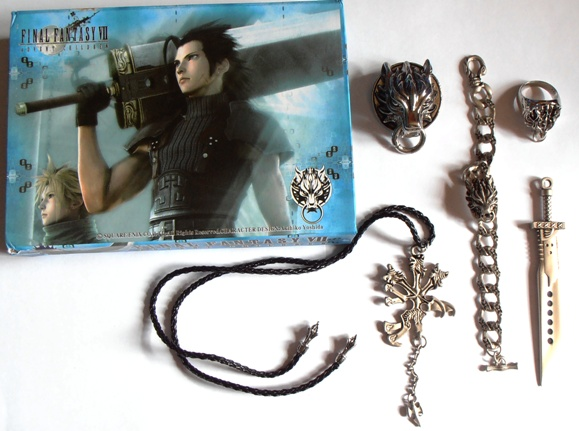 Lionheart Pendant Final fantasy squall s lion heart pendant necklace chain 5 set final fantasy squall s lion heart pendant necklace chain 5 set collectors set audiocablefo