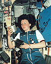 Helen Sharman OBE - first Britain in space onboard Soyuz-TM12, Mir & Soyus-TM11 #4