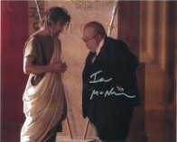 Ian McNeice - Genuine Signed Autograph 6979