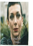 "Jacqueline Pearce ""Servalan"" (Blake's 7) #4  -  10 x 8 genuine signed autograph"