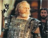 James Cosmo BRAVEHEART, GAME OF THRONES - Genuine Signed Autograph 10x8 COA 7811