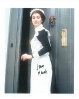 Jean Marsh - DOCTOR WHO, UPSTAIRS DOWNSTAIRS Genuine Signed Autograph 10 x 8 COA 8224