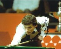 Jimmy White (Snooker Legend) - Genuine Signed Autograph 8030