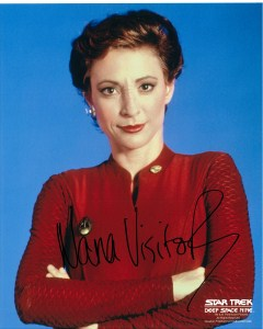 Nana Visitor, Kira Nerys, DS9 , Dark Angel & Torchwood  4246
