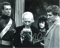 Peter Purves & Nick Courtney from Dalek's Master Plan