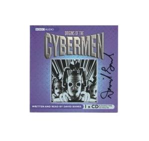 Origins of the Cybermen  CD COVER ONLY