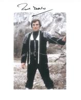Paul Darrow (Blakes 7) - Genuine Signed Autograph 8249