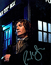 Paul McGann 8th Doctor DOCTOR WHO 10 x 8  (Pls note: mark on face) GSA 10x8 COA 700