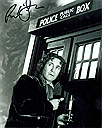 Paul McGann   8th DOCTOR - DOCTOR WHO 10x8 Genuine Signed Autograph 696
