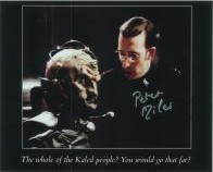 Peter Miles (Doctor Who) - Genuine Signed Autograph 8211