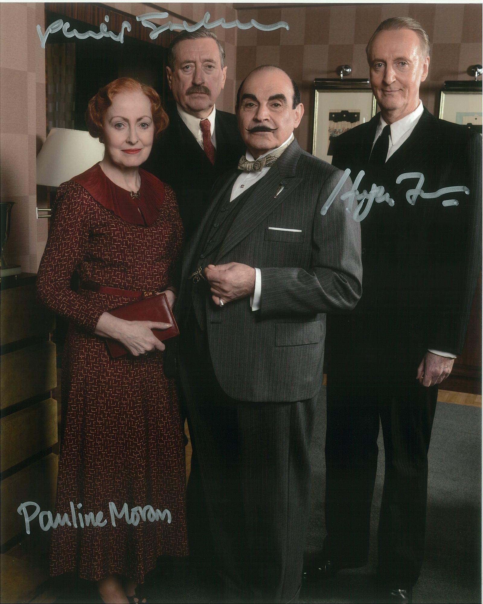 Pauline Moran married