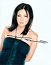 Shannen Doherty (Charmed, Beverly Hills) genuine signed autograph 10x8 COA 105