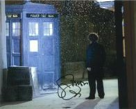 Simon Callow (Doctor Who) - Genuine Signed Autograph 8130