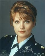 Teryl Rothery (Stargate SG1) - Genuine Signed Autograph 7833