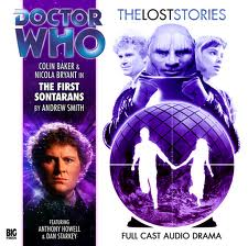 The First Sontarans signed  Doctor Who Big Finish CD