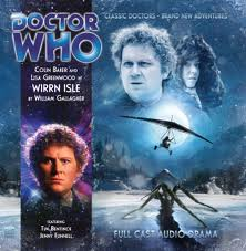 Wirrn Isle signed Big Finish CD